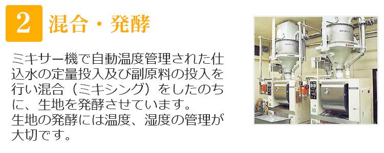 2:混合・発酵